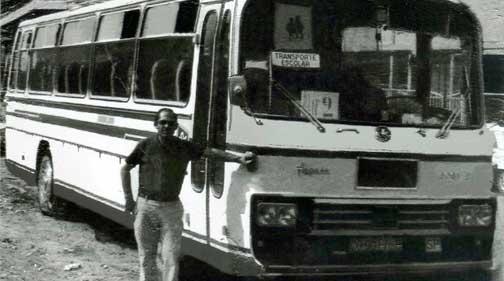 Pegaso años 70