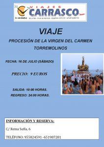 procesion del carmen 16